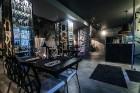 Elegantais Rīgas restorāns «International» viesiem piedāvā īpašu atmosfēru 9