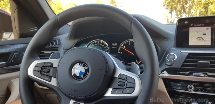 Travelnews.lv apceļo Vidzemi ar jauno «BMW X4» 230468