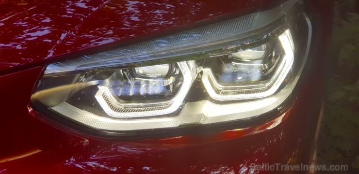 Travelnews.lv apceļo Vidzemi ar jauno «BMW X4» 230474