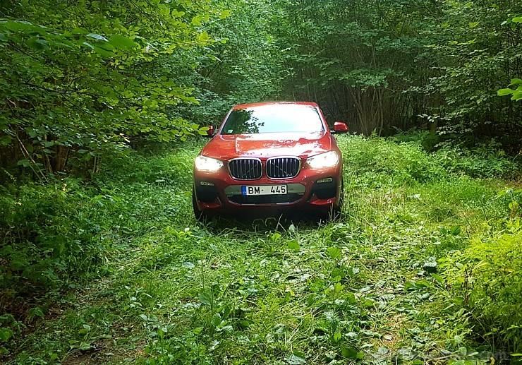 Travelnews.lv apceļo Vidzemi ar jauno «BMW X4» 230476