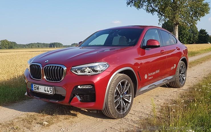 Travelnews.lv apceļo Vidzemi ar jauno «BMW X4» 230477