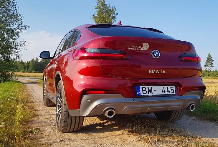 Travelnews.lv apceļo Vidzemi ar jauno «BMW X4» 230479