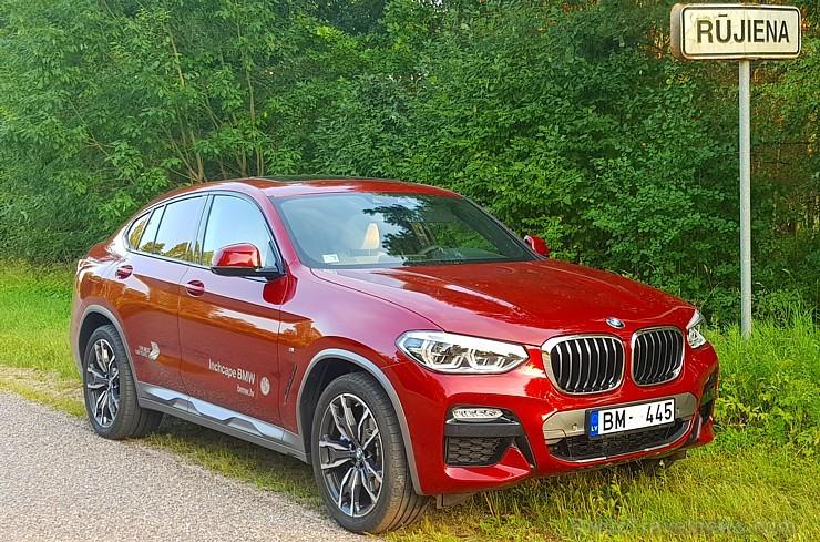 Travelnews.lv apceļo Vidzemi ar jauno «BMW X4» 230482