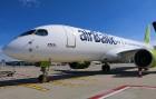 Travelnews.lv iepazīst «airBaltic» jauno lidmašīnu «Airbus A220-300». Atbalsta: Starptautiskā lidosta «Rīga» 2