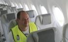 Travelnews.lv iepazīst «airBaltic» jauno lidmašīnu «Airbus A220-300». Atbalsta: Starptautiskā lidosta «Rīga» 13