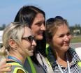 Travelnews.lv iepazīst «airBaltic» jauno lidmašīnu «Airbus A220-300». Atbalsta: Starptautiskā lidosta «Rīga» 22