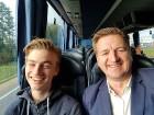 Travelnews.lv dodas ar «Ecolines» autobusu uz Lietuvas galvaspilsētu Viļņu 5