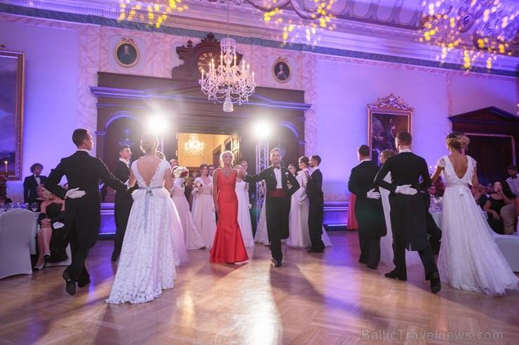 Rīgā aizvada «Latvijas simtgades balli»