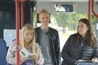Skolēni Valmierā aicina atzīmēt Dzejas dienas 14
