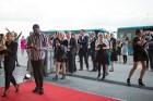 Somijas lidsabiedrība «Finnair» Helsinkos prezentē savu jauno filmu 3