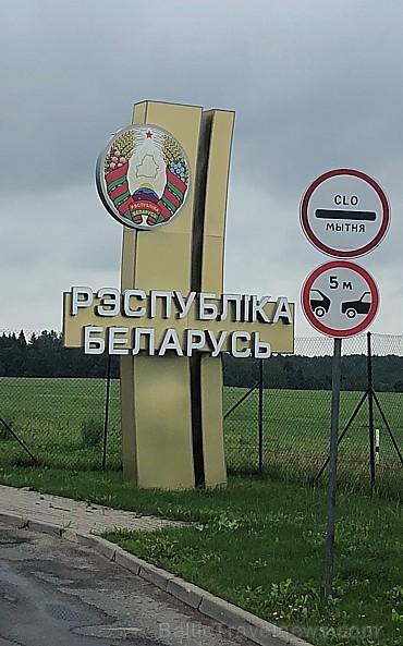 Latvijas (reizē arī ES) pierobežā nepieciešams īpašas atļaujas, kuras neesam sagatavojuši, bet robežsargi pēc sazināšanās ar priekšniecību ir saprotoš