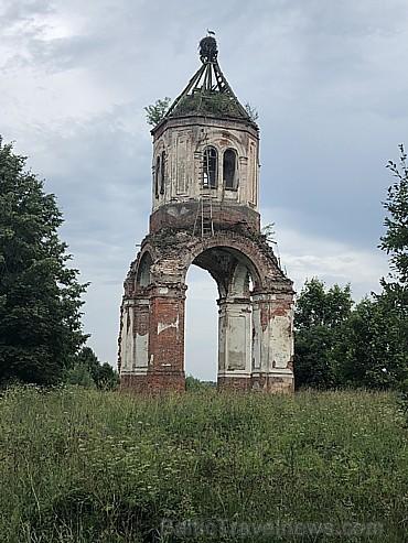 Seno arhitektūras celtni par savu mājvietu