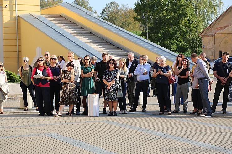 Daugavpils Marka Rotko mākslas centra Marka Rotko 115 gadu jubilejas svinības un jaunās izstāžu sezonas atklāšana