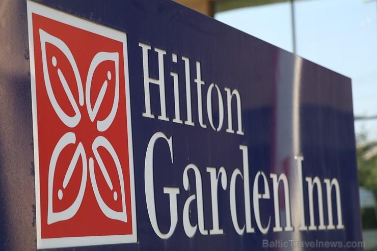 Travelnews.lv ar «Turkish Airlines» atbalstu izbauda Stambulas viesnīcu «Hilton Garden Inn Istanbul Ataturk Airport»