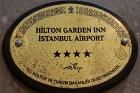 Travelnews.lv ar «Turkish Airlines» atbalstu izbauda Stambulas viesnīcu «Hilton Garden Inn Istanbul Ataturk Airport» 4