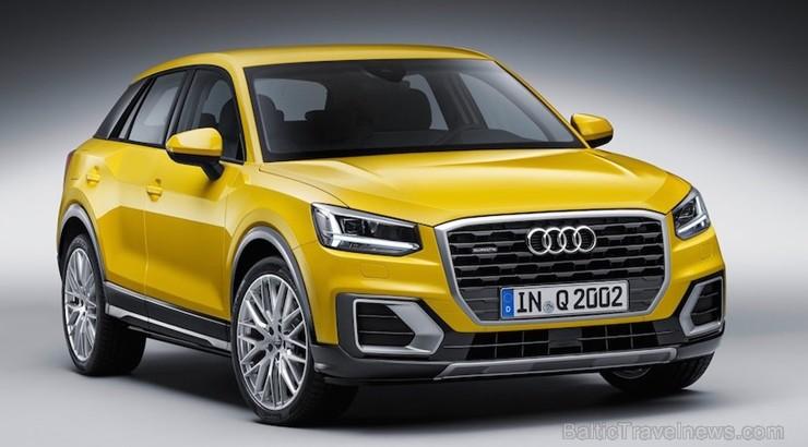 Sevi piesaka «Audi SQ2» sportiskais un kompaktais apvidnieks