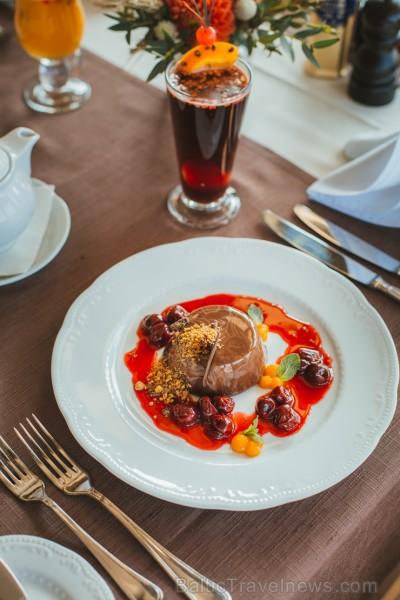 Restorāns «Light House Jurmala» pārsteidz ar krāšņu rudens ēdienkarti