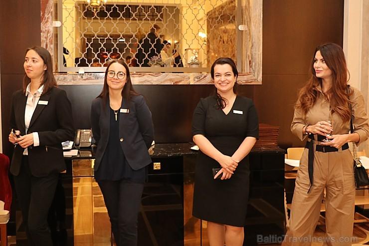 Viesnīcas «Grand Hotel Kempinski Rīga» restorāns «Amber» piedāvā jaunu konceptu «Vēlās brokastis ar ģimeni»