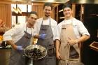 Viesnīcas «Grand Hotel Kempinski Rīga» restorāns «Amber» piedāvā jaunu konceptu «Vēlās brokastis ar ģimeni» 3