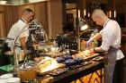 Viesnīcas «Grand Hotel Kempinski Rīga» restorāns «Amber» piedāvā jaunu konceptu «Vēlās brokastis ar ģimeni» 11