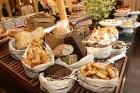 Viesnīcas «Grand Hotel Kempinski Rīga» restorāns «Amber» piedāvā jaunu konceptu «Vēlās brokastis ar ģimeni» 54