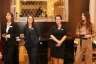 Viesnīcas «Grand Hotel Kempinski Rīga» restorāns «Amber» piedāvā jaunu konceptu «Vēlās brokastis ar ģimeni» 80