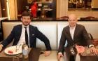 Viesnīcas «Grand Hotel Kempinski Rīga» restorāns «Amber» piedāvā jaunu konceptu «Vēlās brokastis ar ģimeni» 92