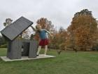 Rīgas parki un dārzi pārklājas rudens zeltā 25
