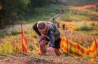 Siguldas kalnu maratons izaicina un pārbauda kā fizisko, tā psiholoģisko gatavību... Foto: M. Gaļinovskis, Sigulda.lv 2