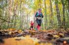 Siguldas kalnu maratons izaicina un pārbauda kā fizisko, tā psiholoģisko gatavību... Foto: M. Gaļinovskis, Sigulda.lv 1