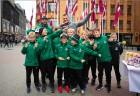 Lai stiprinātu esošās un radītu jaunas putras ēšanas tradīcijas, Starptautiskajā Putras dienā Rīgas centrā vēra vaļā Simtgades putras vēstniecību 2