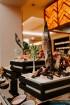Vecrīgas restorāns «Amber» katru svētdienu piedāvā jaunu konceptu «Vēlās brokastis ar ģimeni». Foto no Aksels Zirnis Photographie 11