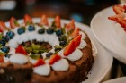 Vecrīgas restorāns «Amber» katru svētdienu piedāvā jaunu konceptu «Vēlās brokastis ar ģimeni». Foto no Aksels Zirnis Photographie 32