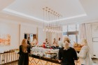 Vecrīgas restorāns «Amber» katru svētdienu piedāvā jaunu konceptu «Vēlās brokastis ar ģimeni». Foto no Aksels Zirnis Photographie 40