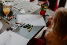 Vecrīgas restorāns «Amber» katru svētdienu piedāvā jaunu konceptu «Vēlās brokastis ar ģimeni». Foto no Aksels Zirnis Photographie 43