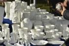 Katra oktobra otrajā sestdienā Valmieras rātslaukumā pilsētas viesi tiek aicināti uz pamatīgu andeli tradicionālajā Simjūda gadatirgū, kas vēsturiski  12