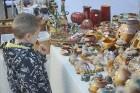 Katra oktobra otrajā sestdienā Valmieras rātslaukumā pilsētas viesi tiek aicināti uz pamatīgu andeli tradicionālajā Simjūda gadatirgū, kas vēsturiski  19