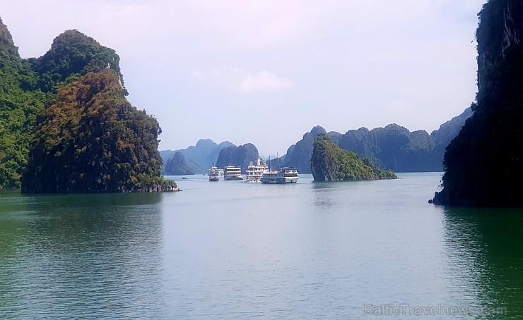 Travelnews.lv ar kruīzu kuģi dodas divu dienu ceļojumā uz Halongas līci Vjetnamā. Sadarbībā ar 365 brīvdienas un Turkish Airlines