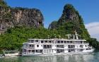 Travelnews.lv ar kruīzu kuģi dodas divu dienu ceļojumā uz Halongas līci Vjetnamā. Sadarbībā ar 365 brīvdienas un Turkish Airlines 6