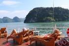 Travelnews.lv ar kruīzu kuģi dodas divu dienu ceļojumā uz Halongas līci Vjetnamā. Sadarbībā ar 365 brīvdienas un Turkish Airlines 17