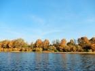 Rudenīgā laivu braucienā pa Sauso Daugavu tika apskatīti abi krasti Ķekavas un Salaspils novados. 16