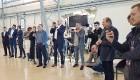 Rīgā 19.10.2018 tiek prezentēts pirmais «Rolls-Royce» zīmola apvidus vāģis «Rolls-Royce Cullinan» 3
