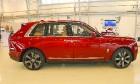 Rīgā 19.10.2018 tiek prezentēts pirmais «Rolls-Royce» zīmola apvidus vāģis «Rolls-Royce Cullinan» 8