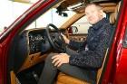 Rīgā 19.10.2018 tiek prezentēts pirmais «Rolls-Royce» zīmola apvidus vāģis «Rolls-Royce Cullinan» 15