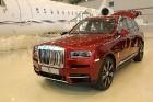Rīgā 19.10.2018 tiek prezentēts pirmais «Rolls-Royce» zīmola apvidus vāģis «Rolls-Royce Cullinan» 20