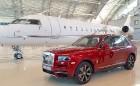 Rīgā 19.10.2018 tiek prezentēts pirmais «Rolls-Royce» zīmola apvidus vāģis «Rolls-Royce Cullinan» 24