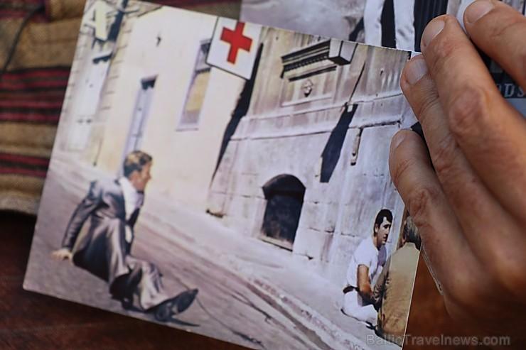 Travelnews.lv apmeklē PSRS komēdijas «Briljanta roka» filmēšanas vietu ar epizodi «...velns parāvis...». Sadarbībā ar Latvijas vēstniecību Azerbaidžān