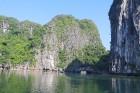 Travelnews.lv ar vjetnamiešu laivu Halongas līcī apciemo savvaļas pērtiķus. Sadarbībā ar 365 brīvdienas un Turkish Airlines 12