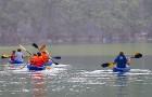 Travelnews.lv ar vjetnamiešu laivu Halongas līcī apciemo savvaļas pērtiķus. Sadarbībā ar 365 brīvdienas un Turkish Airlines 17