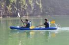 Travelnews.lv ar vjetnamiešu laivu Halongas līcī apciemo savvaļas pērtiķus. Sadarbībā ar 365 brīvdienas un Turkish Airlines 18